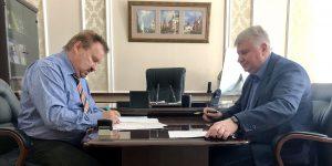 """Подписано Соглашение о сотрудничестве ФИЦ «КазНЦ РАН» и компании """"SARAD"""" (Германия)"""
