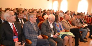 Открытие II-ой Всероссийской научно-практической конференции «Научное приборостроение – современное состояние и перспективы развития»