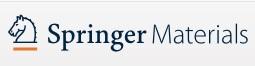 База данных Springer Materials