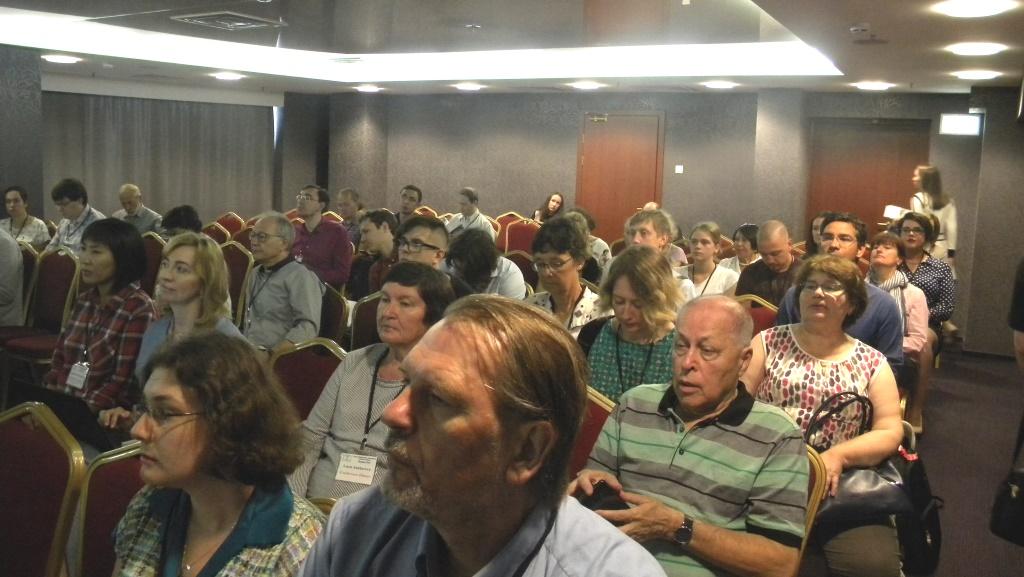 Открытие XVI Международной конференции «Поверхностные силы»