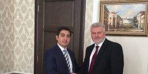 Рабочая встреча руководителей ФИЦ Уфы и Казани