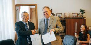 Соглашение о создании Международного российско-китайского научного центра по химии фосфора подписано