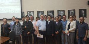 Развитие научных связей ФИЦ КазНЦ РАН с китайскими химиками