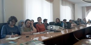 Обучающий семинар международного научного издательства Springer Nature в ФИЦ КазНЦ РАН