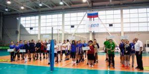 ПЕРВАЯ Академиада по волейболу или Пятый турнир среди сотрудников РАН