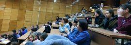 Молодые ученые ФИЦ КазНЦ РАН на праздновании Дня российской науки в Казанском федеральном университете