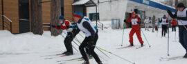 Академиада ФИЦ КазНЦ РАН по лыжным гонкам-2021
