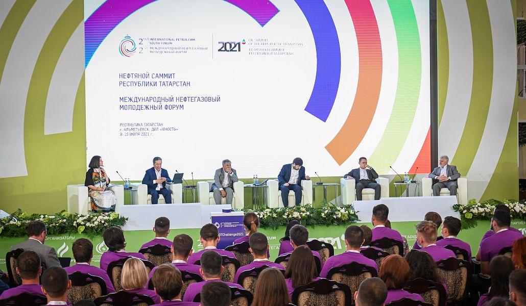 Академическая наука России и Татарстана – активный партнер нефтяного промышленного гиганта