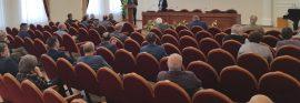 Первое заседание обновленного Объединенного ученого совета Федерального исследовательского центра «Казанский научный центр РАН»